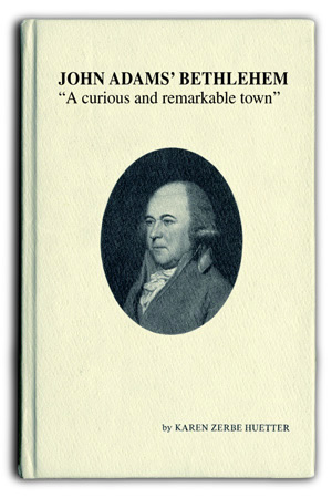 John Adams' Bethlehem book