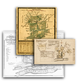 Bethlehem land maps and surveys