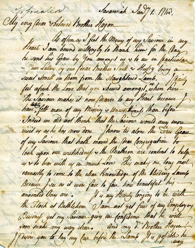 essays 1743